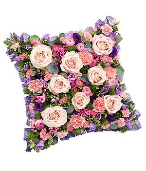 Pink Mauve Cushions